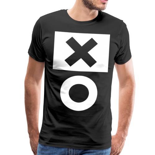 XO Black - Männer Premium T-Shirt