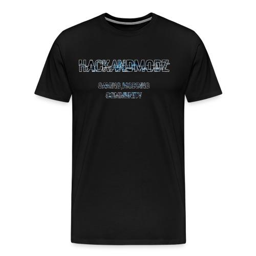 HackandModz--Goodies - T-shirt Premium Homme