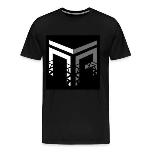 NAYRO SUMMER COLLECTION - Mannen Premium T-shirt