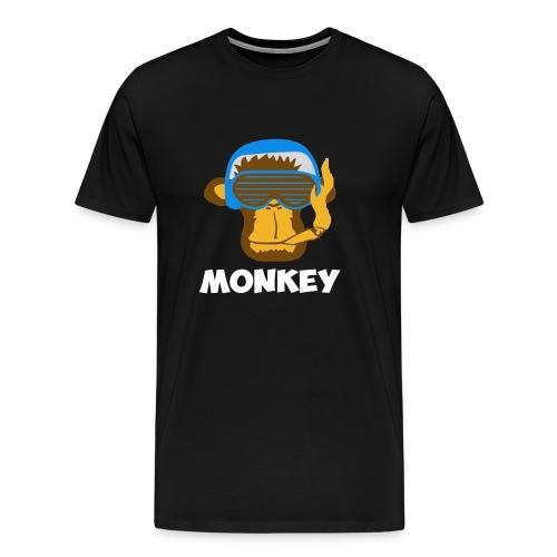 Affen - Monkey - Männer Premium T-Shirt
