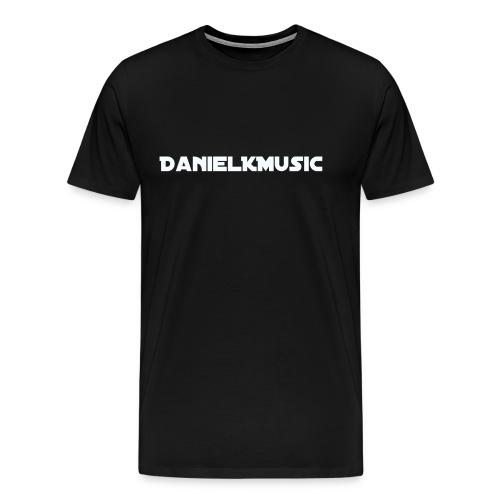 "Inscription ""DanielKMusic"" - Men's Premium T-Shirt"
