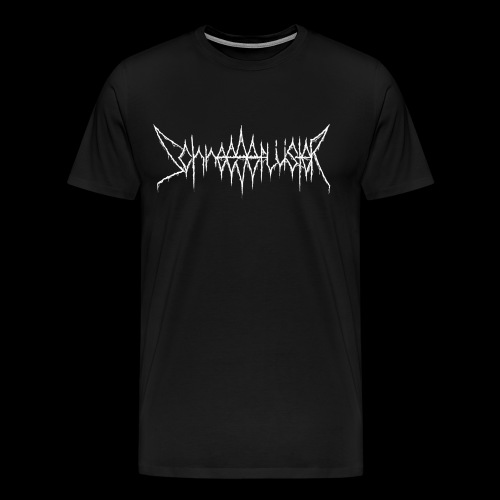 Schneegeflüster-Logo - Männer Premium T-Shirt