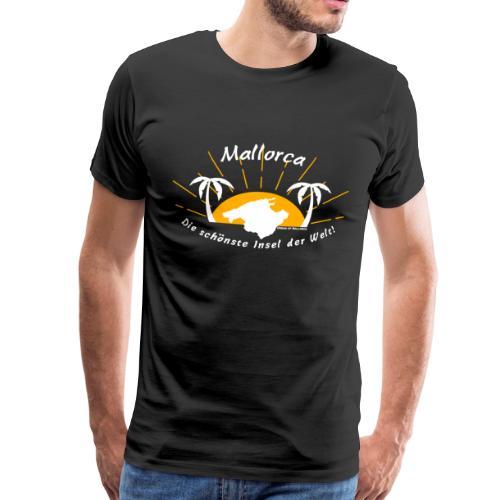Mallorca Sonne - Dream of Mallorca - Männer Premium T-Shirt