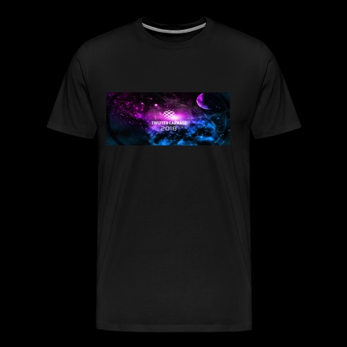 Twizted Carnage Events Space - Men's Premium T-Shirt