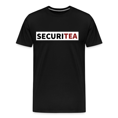 SECURITEA - Männer Premium T-Shirt