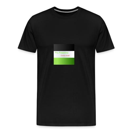 Pro/Contra Shirt - Männer Premium T-Shirt