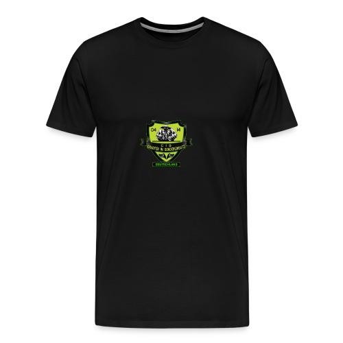 CIS Logo 600px DE - Männer Premium T-Shirt