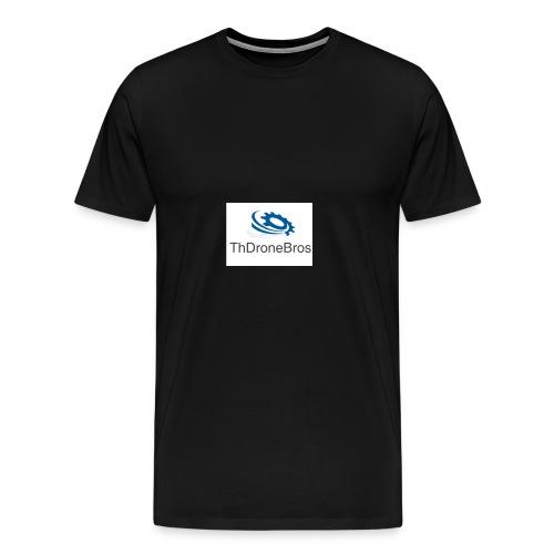 DroneBros logo - Men's Premium T-Shirt