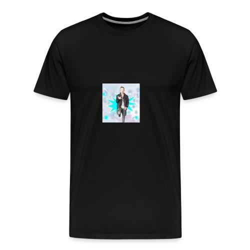 Mein YouTube logo - Männer Premium T-Shirt