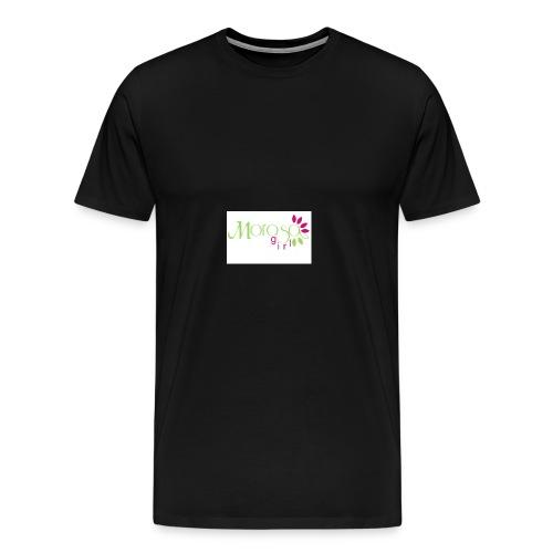 morosagirl - Maglietta Premium da uomo