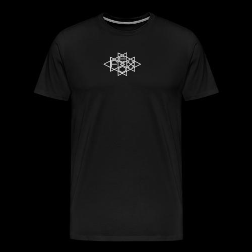 FEDOX LOGO BIANCO - Maglietta Premium da uomo