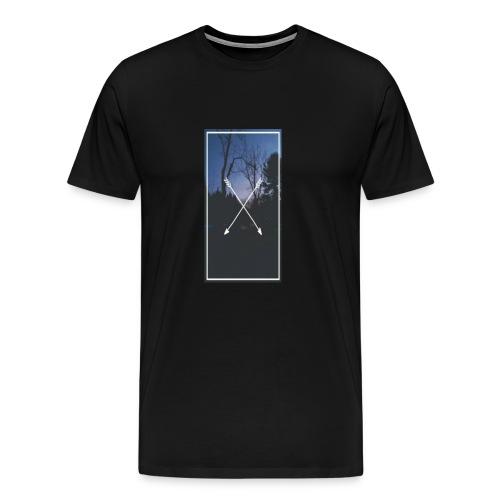 Bosque Flexhas - Camiseta premium hombre
