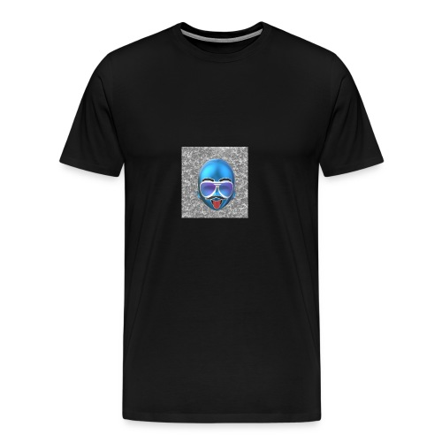 lustig geschenk mann bart idee - Männer Premium T-Shirt