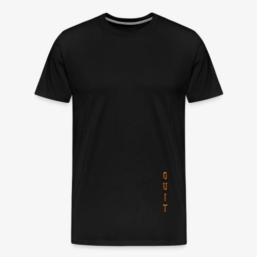 Ende - Männer Premium T-Shirt