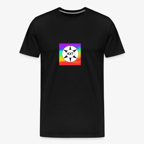Kxt logo - Men's Premium T-Shirt