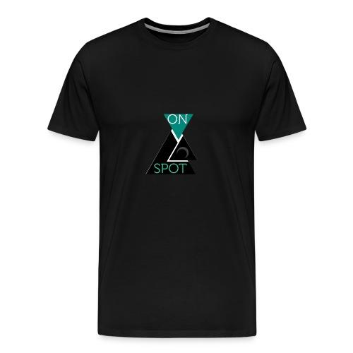 ON SPOT LOGO - Männer Premium T-Shirt