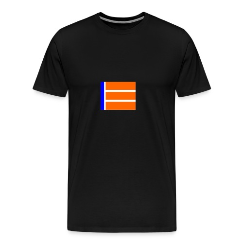 BG LOGO - Männer Premium T-Shirt