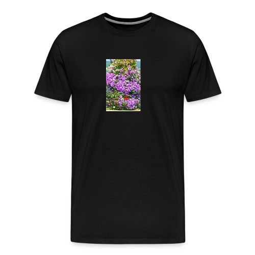 Blumen - Männer Premium T-Shirt