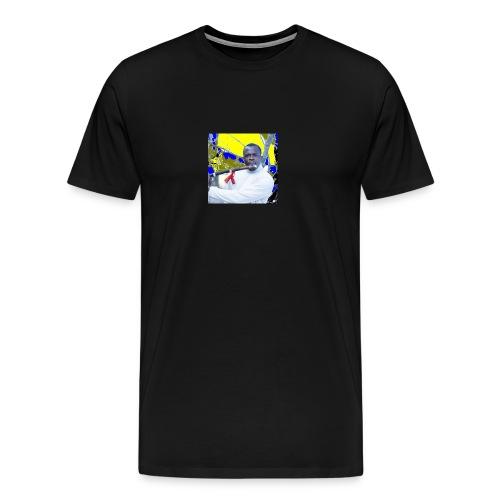 Shaka saxo - T-shirt Premium Homme