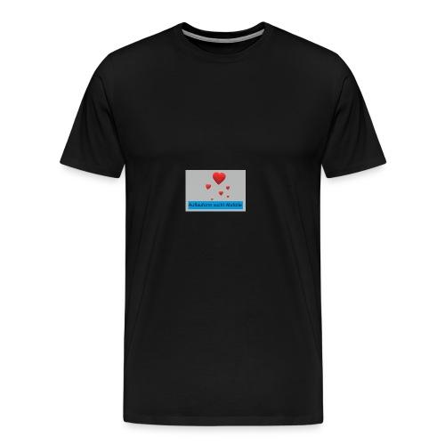 Auflauf - Männer Premium T-Shirt