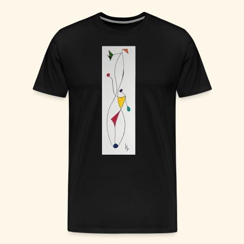 Elégance - T-shirt Premium Homme
