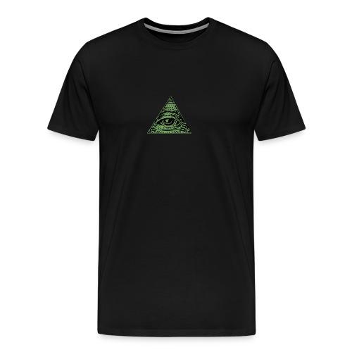 Iluminati - T-shirt Premium Homme