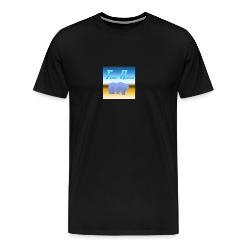 Team Rapid tröja - Premium-T-shirt herr