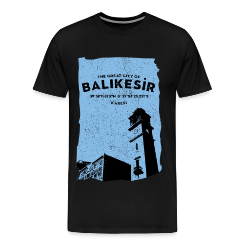 City of Balikesir - Männer Premium T-Shirt