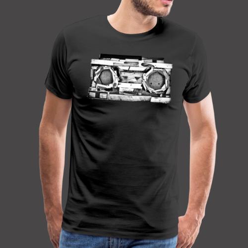 BOOMBOX - Männer Premium T-Shirt