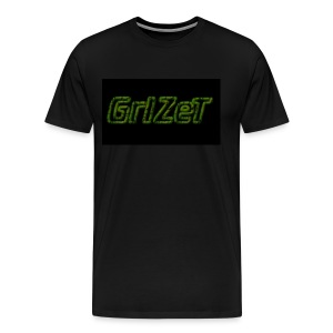 Grizet Merch - Männer Premium T-Shirt