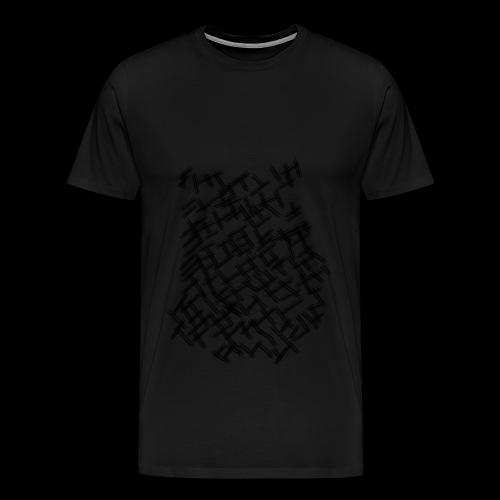 Kratzer - Männer Premium T-Shirt