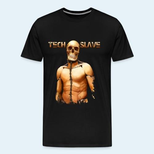 Tech Slave - Camiseta premium hombre