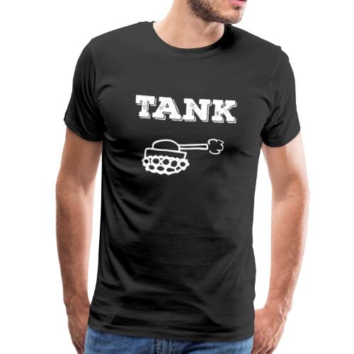 Tank - Männer Premium T-Shirt