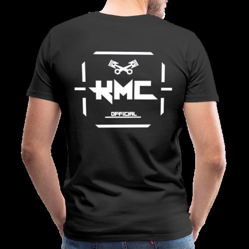 OFFICIAL KMC T-SHIRT - Männer Premium T-Shirt