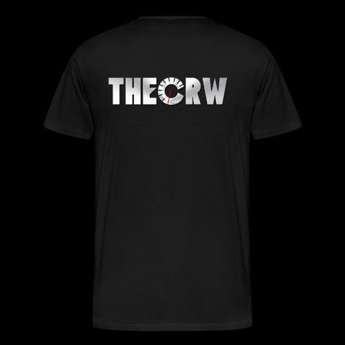 THECRW LOGO - Männer Premium T-Shirt
