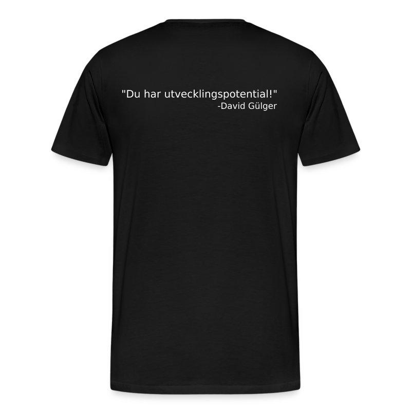 Ju jutsu kai förslag 1 version 1 vit text - Premium-T-shirt herr