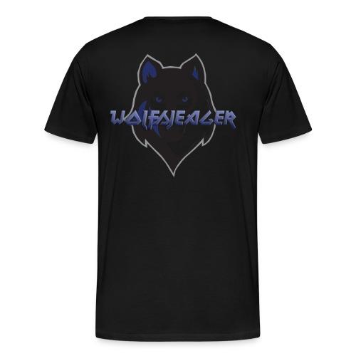 WolfsJeager - Männer Premium T-Shirt