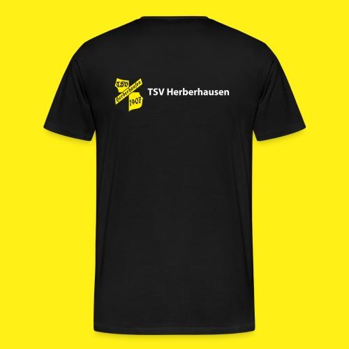 TSV Herberhausen - Schriftzug hinten - Männer Premium T-Shirt