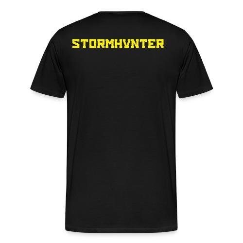 STORMHVNTER Basic - Männer Premium T-Shirt