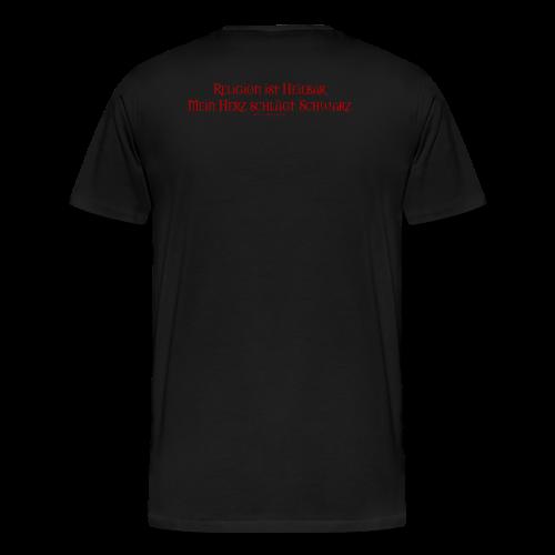 Religion ist Heilbar - Männer Premium T-Shirt
