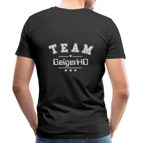 TEAM GeigerHD - Männer Premium T-Shirt