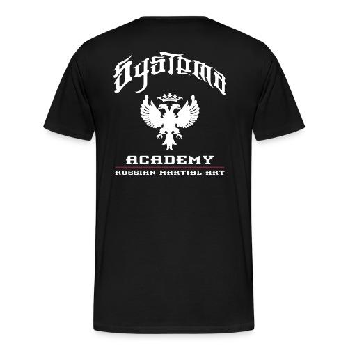 systema eagle spread2 - T-shirt Premium Homme