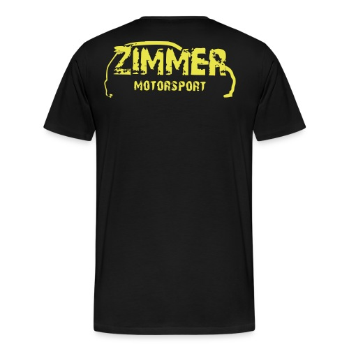 Zimmer Motorsport - Männer Premium T-Shirt