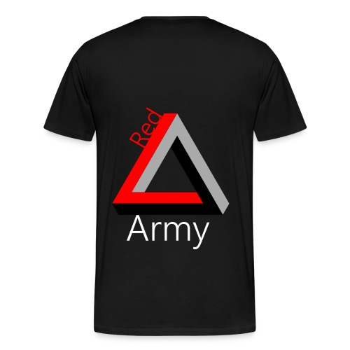 Red Army - Männer Premium T-Shirt