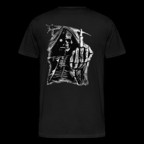 Condemned Streetfighters reaper - Miesten premium t-paita