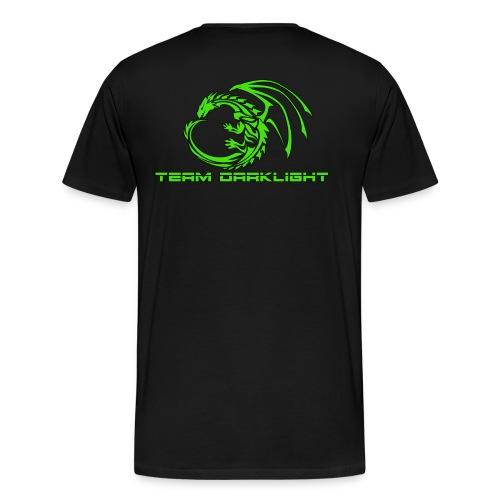 TEAM DARKLIGHT SHOP - Herre premium T-shirt