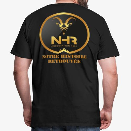 LOGO NHR - T-shirt Premium Homme