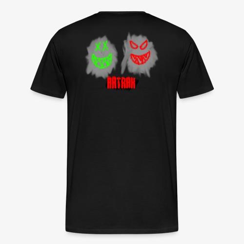 artrax ghost - T-shirt Premium Homme