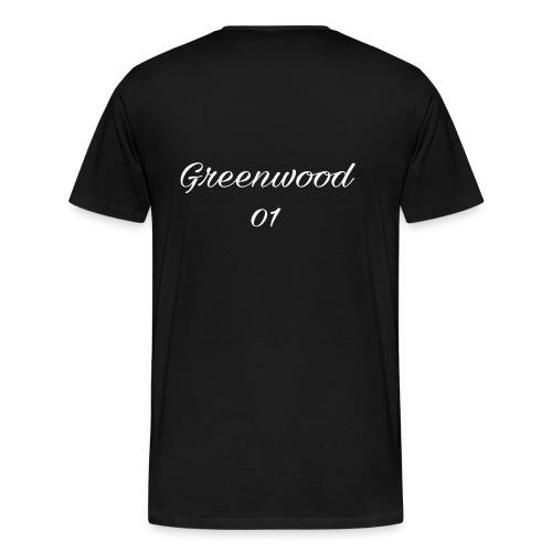 GREENWOOD 01 CLOTHING - Men's Premium T-Shirt