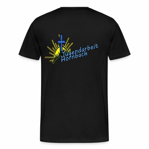 Jugendheim Logo - Männer Premium T-Shirt